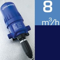 Klik Hier en lees alles over nauwkeurig doseren met de Dosatron Doseerpomp D8 - 8 M3/H