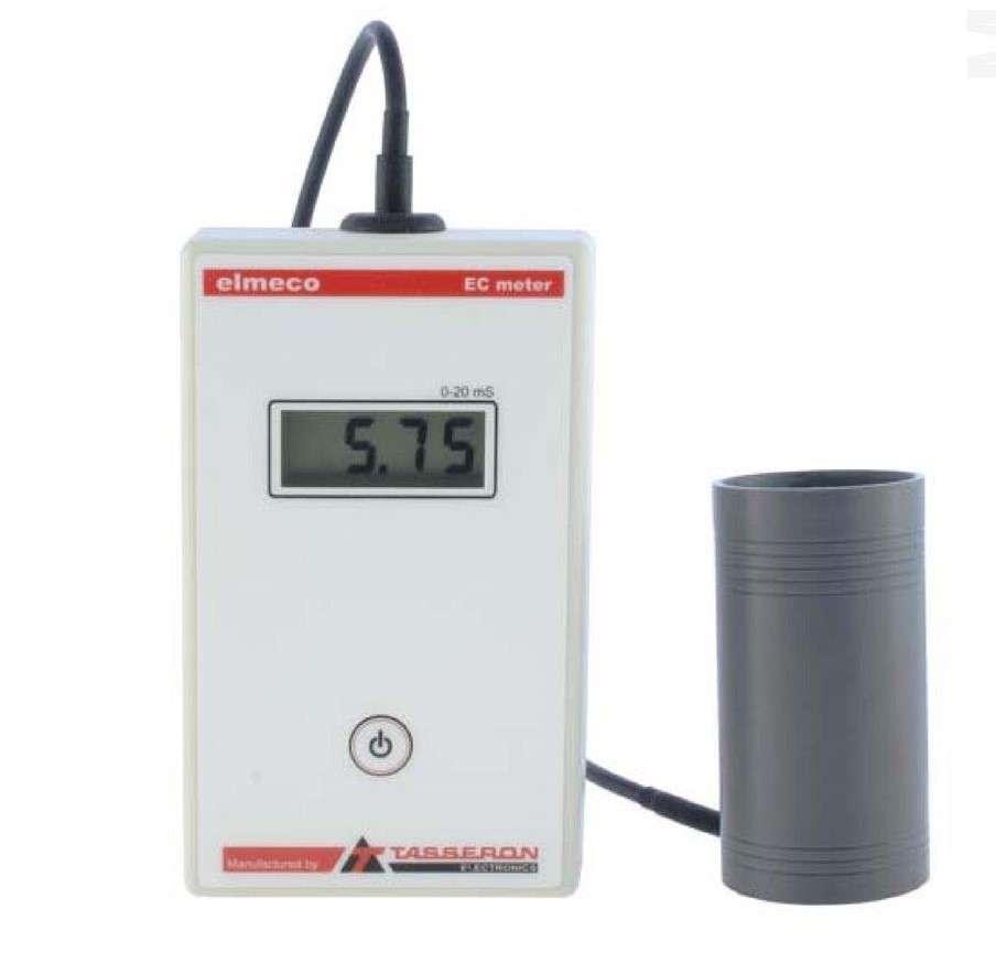 Elmeco EC doorstroom meter